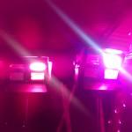 Wedding band lights