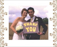 Hampshire wedding band testimonial
