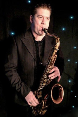 Nathan Hawkens saxophonist